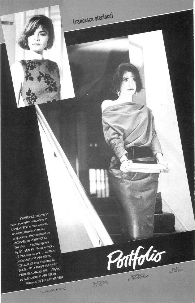 Island Magazine – Francesca Sterlacci Ltd