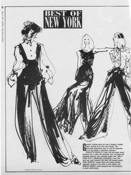 Best Of New York – WWD – Francesca Sterlacci Ltd