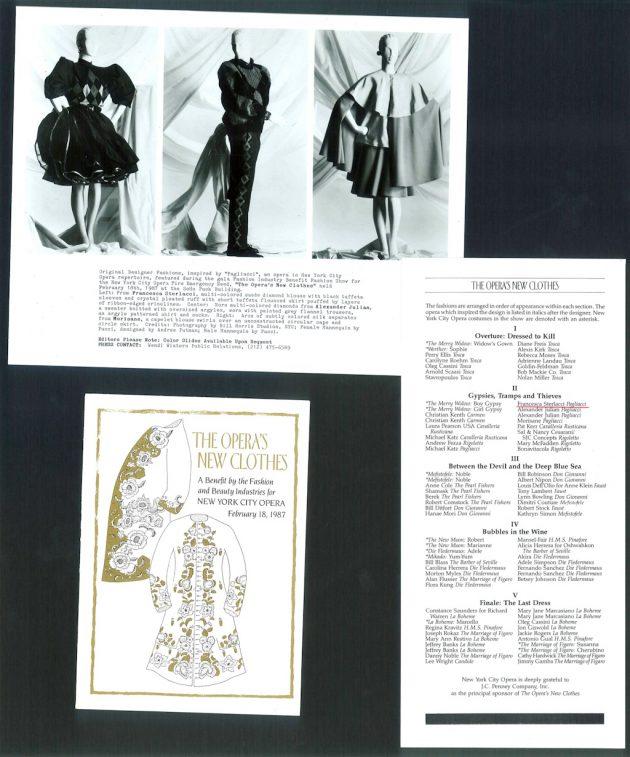 New York City Opera – Auction/Fundraiser