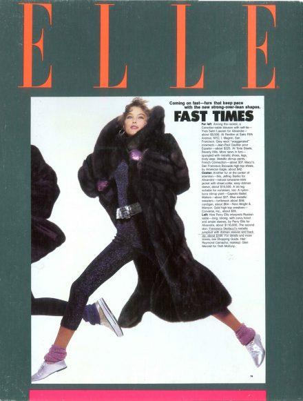 Elle Magazine – Francesca  Sterlacci Ltd