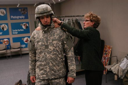 US Army – Redesign Extreme Cold Weather Clothing System – FIT