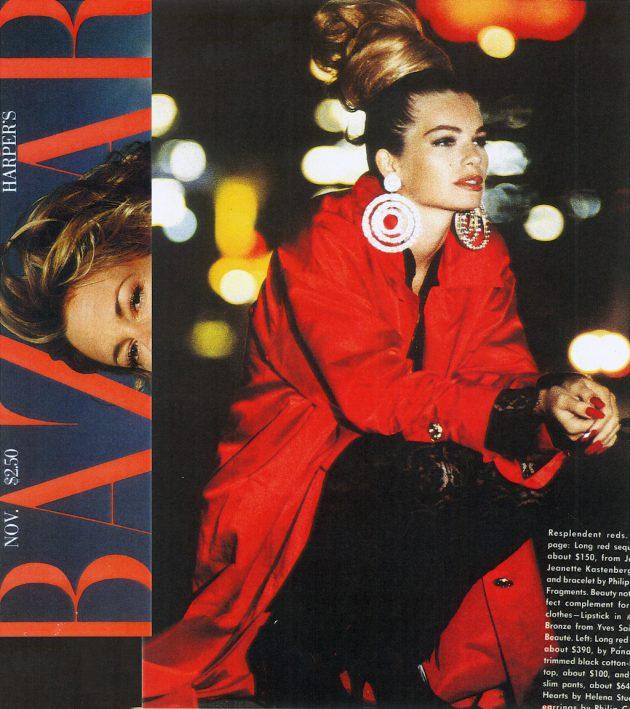 Harper's Bazaar – Panache – Design Instinct