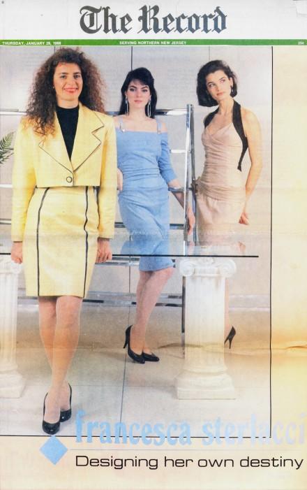 The Record – Francesca Sterlacci Ltd