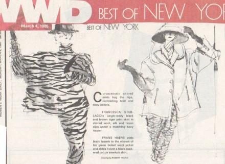 WWD – Best of New York  – Francesca Sterlacci Ltd