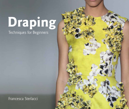 New Draping Book by Francesca Sterlacci