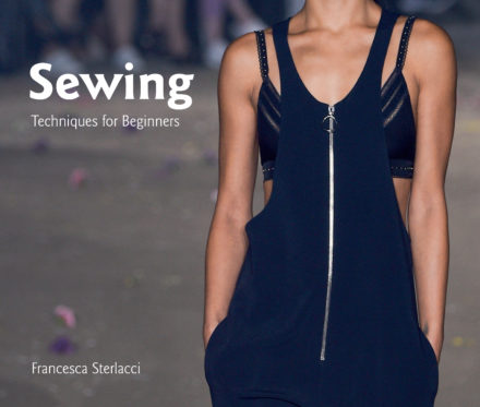 New Sewing Book by Francesca Sterlacci